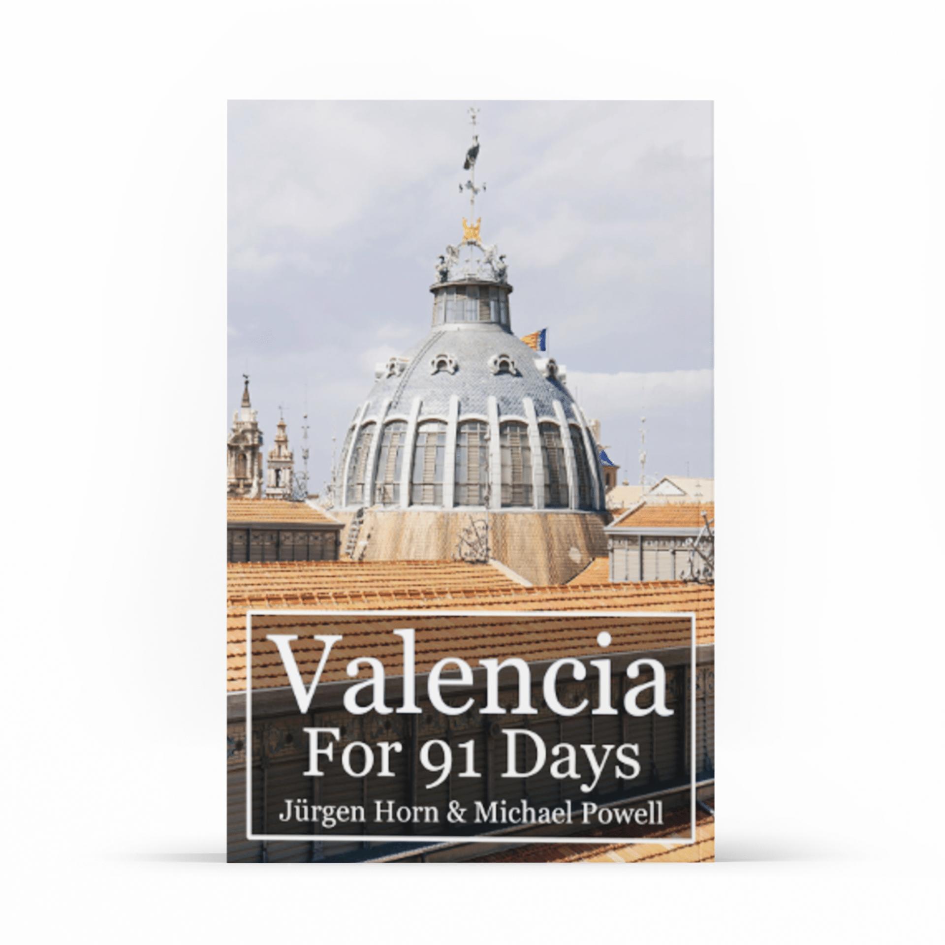Valencia Travel eBook And Guide